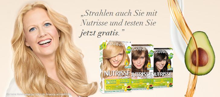 Nutrisse Haarfarbe
