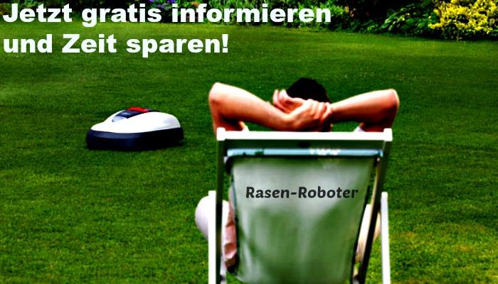 Rasen-Roboter