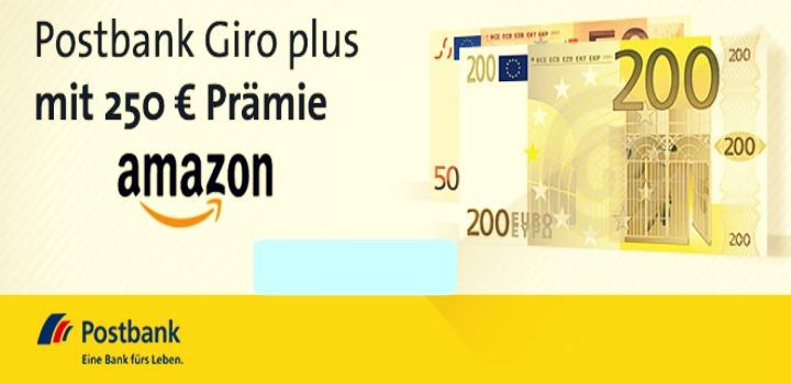 Giro Konto postbank