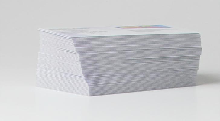 200 Visitenkarten gratis