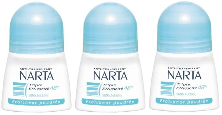 narta deodorant