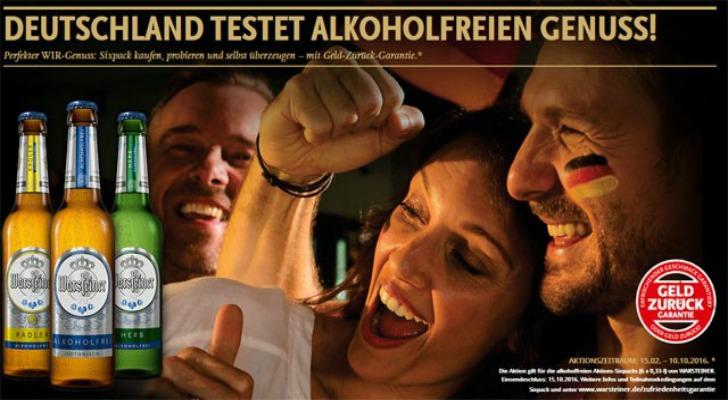 alkoholfrei warsteiner aktion