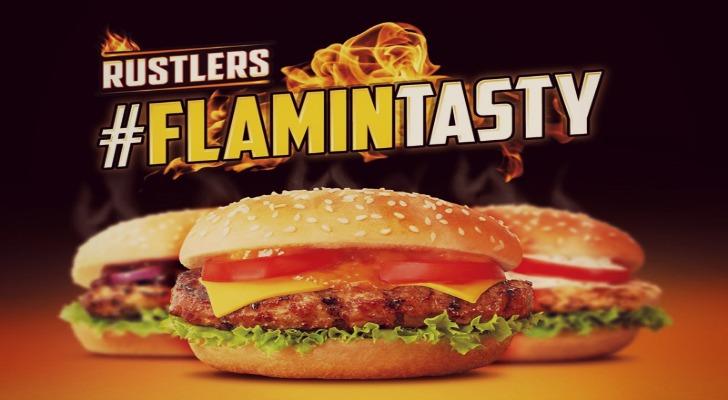 rustler burger aktion