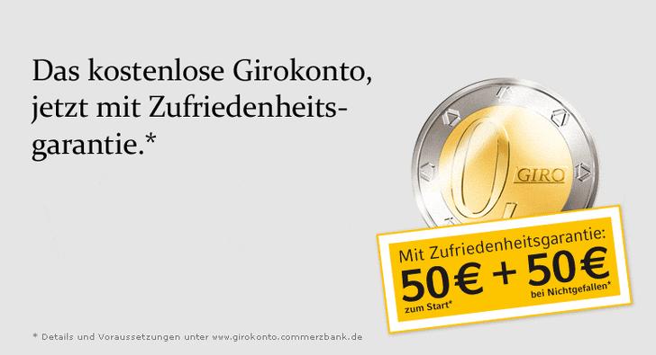 Commerzbank 50+50
