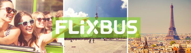 Angebote flixbus