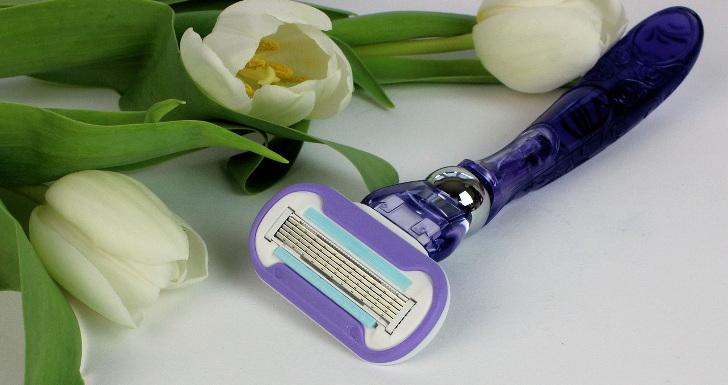 Gillette Rasierer testen