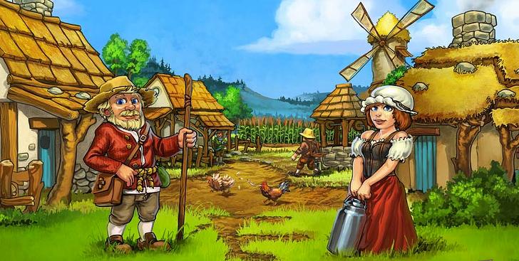 My Little Farmies » Aufbauspiele » Jetzt kostenlos spielen