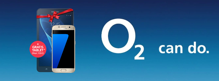 O2 gratis Tablet geschenkt