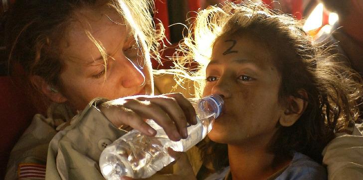Armut bekaempfen - einfach Umfrage ausfuellen