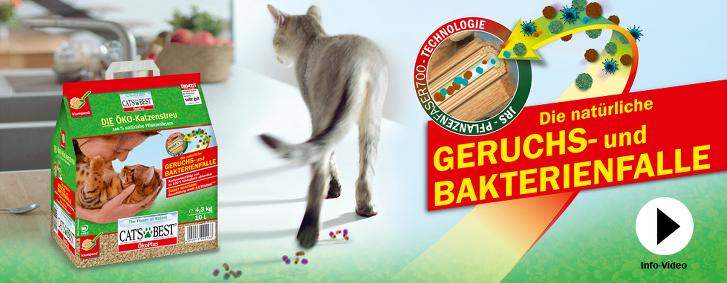 Katzensteur von cats best - kostenlos kaufen