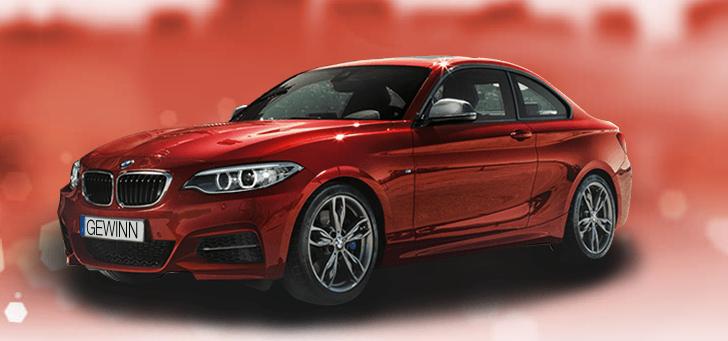 2er BMW Gewinnspiel