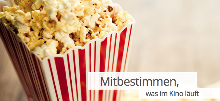 Gratis Kinogutscheine mit Moviepanel