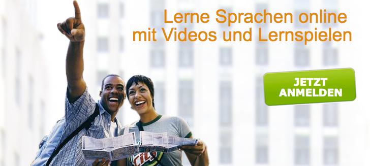 mit Videos Fremdspache lernen - 7 Tage gratis testen