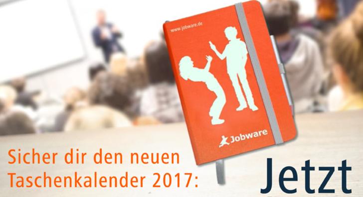 Gewinnspiel Taschenkalender 2017