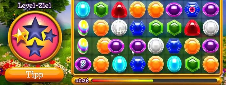 jewels 2 spielen und geld gewinnen