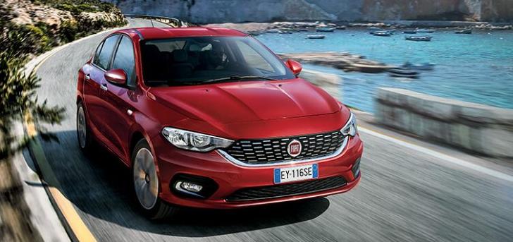 Der neue Fiat Tipo