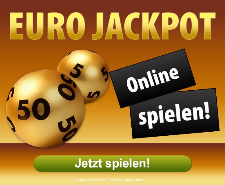 Euro Jackpot gewinnspiel