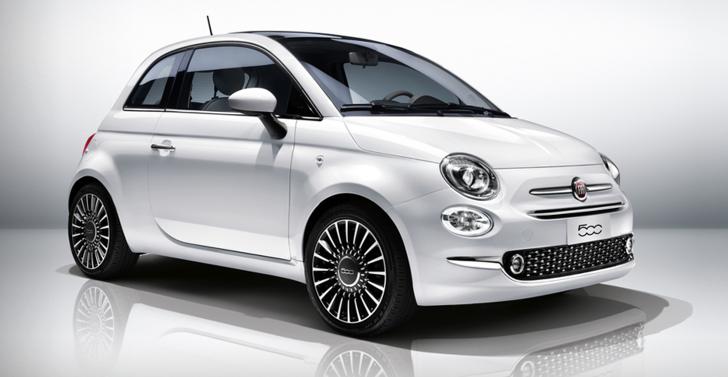 Fiat 500 probefahren
