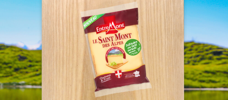 LE SAINT MONT DES ALPES kaese testen