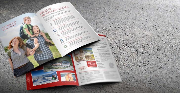 Familotel Familien urlaub - katalog gratis anfordern
