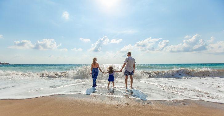 Reisekatalog familie