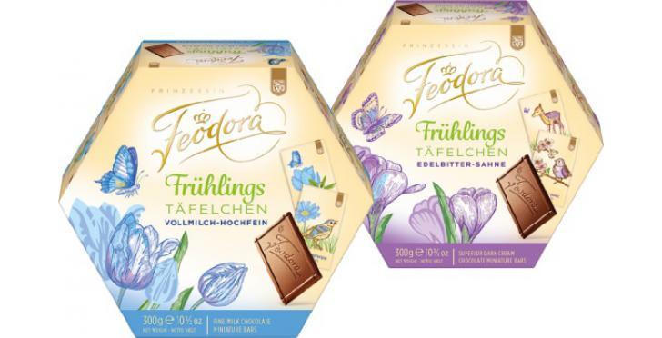 Gratis Fedora Schokolade