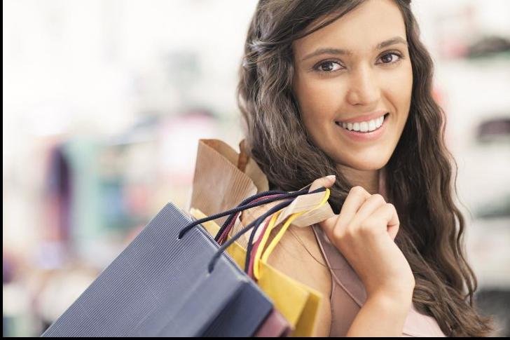 Punkte sammeln shoppen