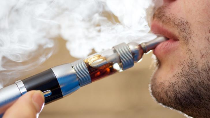 E-Zigarette Rauchen