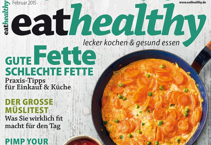Gratisausgabe eathealthy