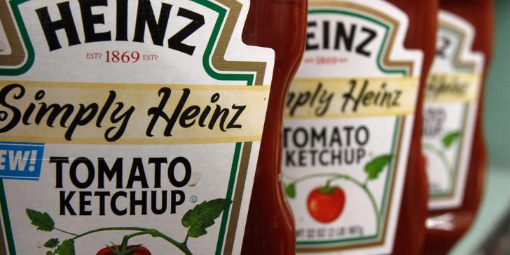 Heinz Tomatenketchup Samen