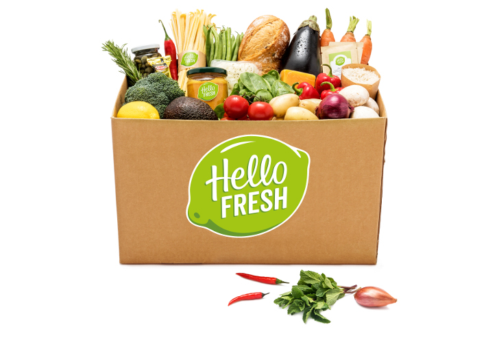 HelloFresh Box bestellen