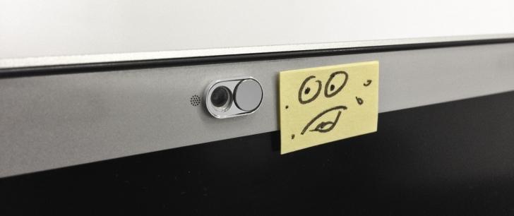 Webcam Sticker kostenlos bestellen