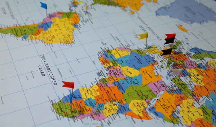 Weltkarte Gratis Bestellen Gratis De