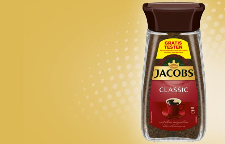 gratis jacobs classic kaffee genie en und geld zur ck jetzt zugreifen. Black Bedroom Furniture Sets. Home Design Ideas