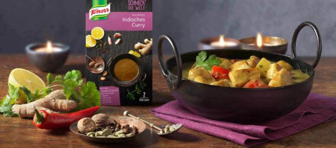 Knorr Kochpaste gratis – und eine Reise gewinnen