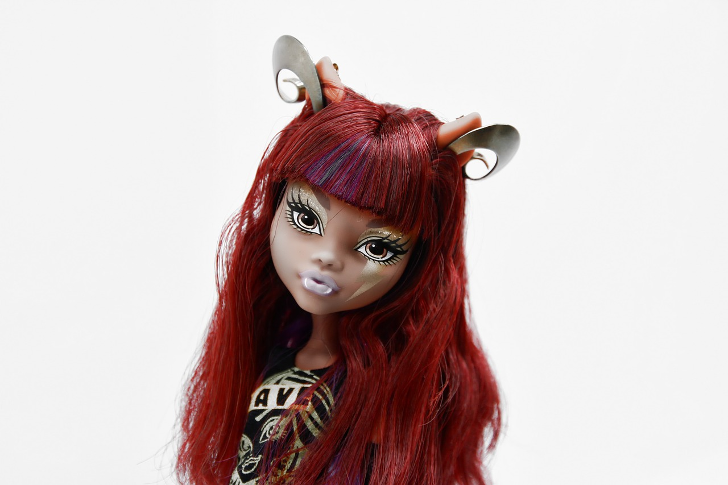 monster high puppe gratis