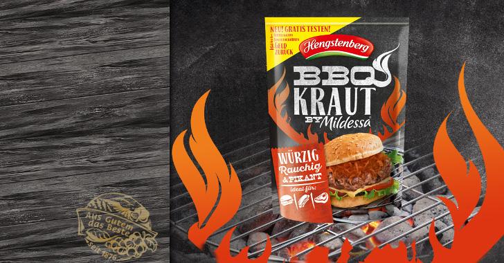 BBQ Kraut gratis testen