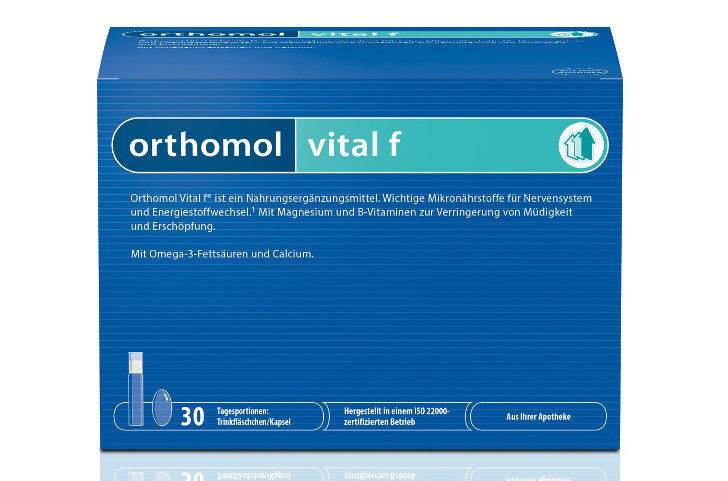 Gratis Probe Orthomol Vital