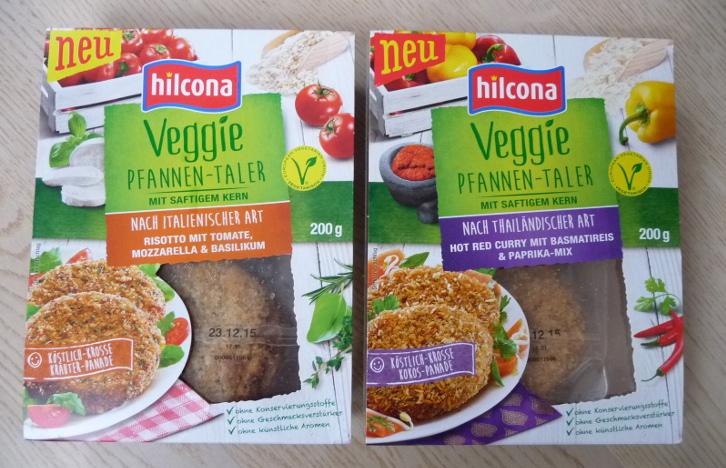 Hilcona veggie