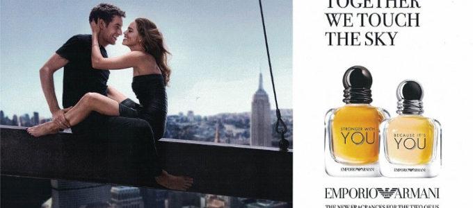 Emporio Armani – Duftproben für Sie & Ihn