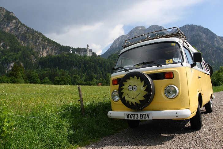 gratis broschuere Deutschland Urlaub