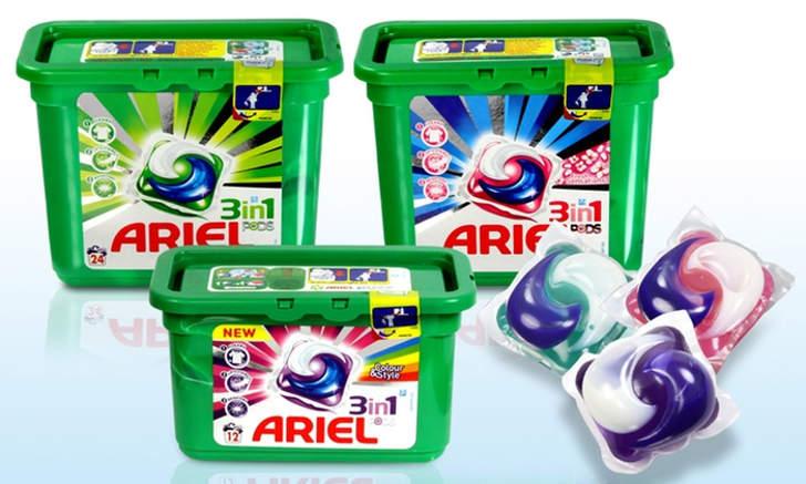 ariel produkttest