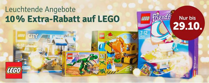 Lego Rabatt