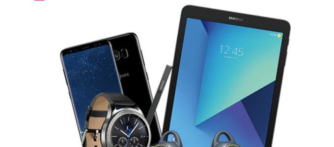 Samsung Paket im Wert von 2.200 € zu gewinnen