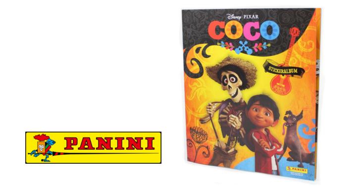 Panini Stickeralbum Coco