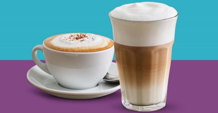 Shell gratis Kaffee