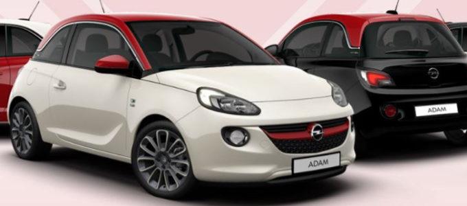 Opel Adam mit Germany's next Topmodel gewinnen