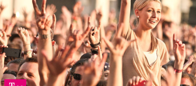 Telekom: Jetzt Tickets für Rock am Ring gewinnen