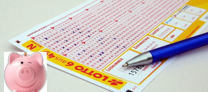 Lotto spielen und gratis 10 Rubbelschweine erhalten