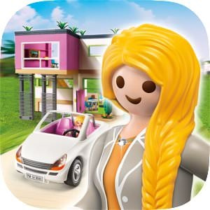 Playmobil Luxusvilla App Kinder iPad
